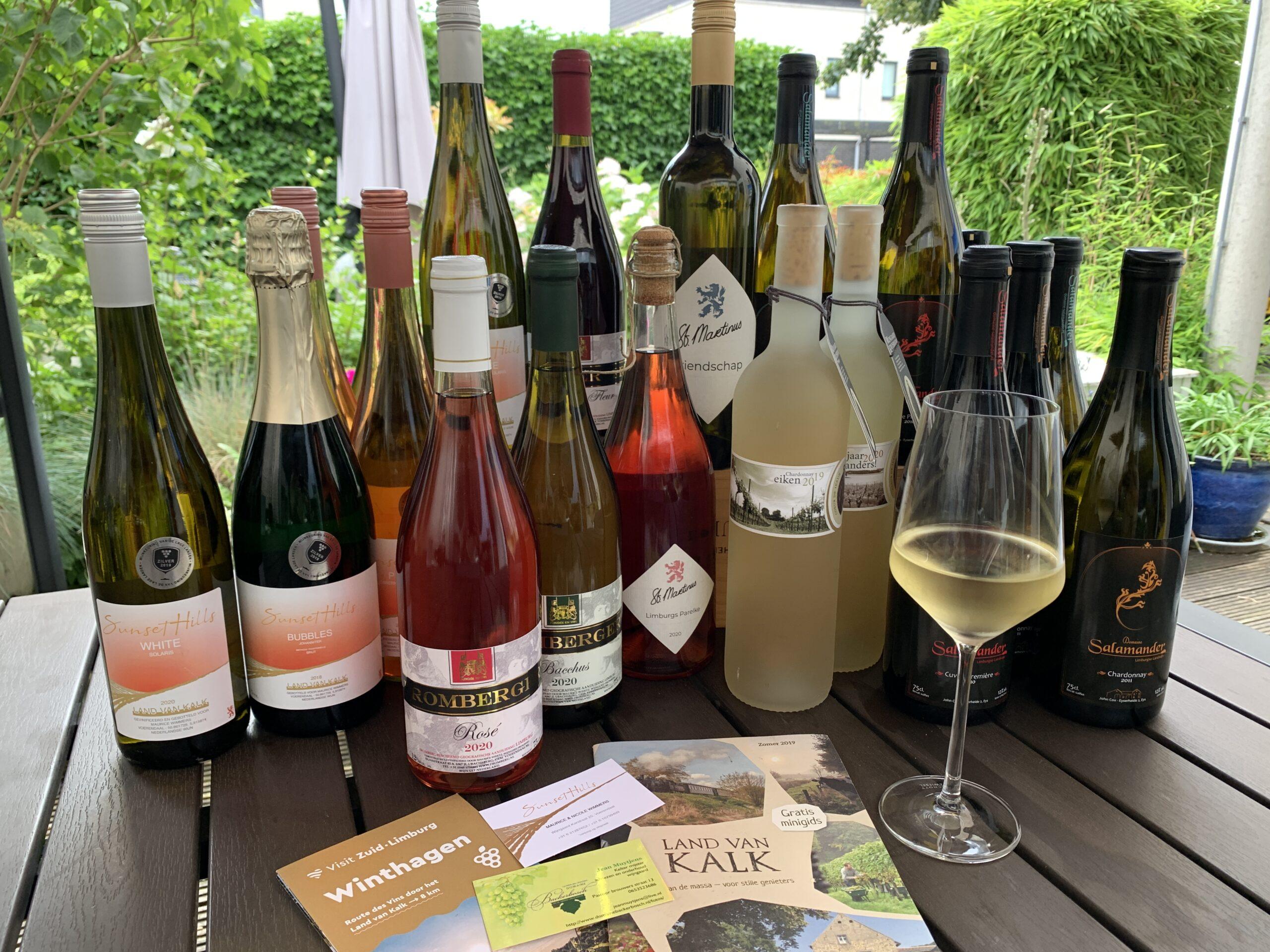 Limburgse wijnen